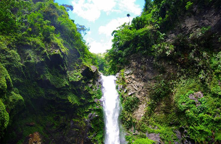 タッピヤの滝
