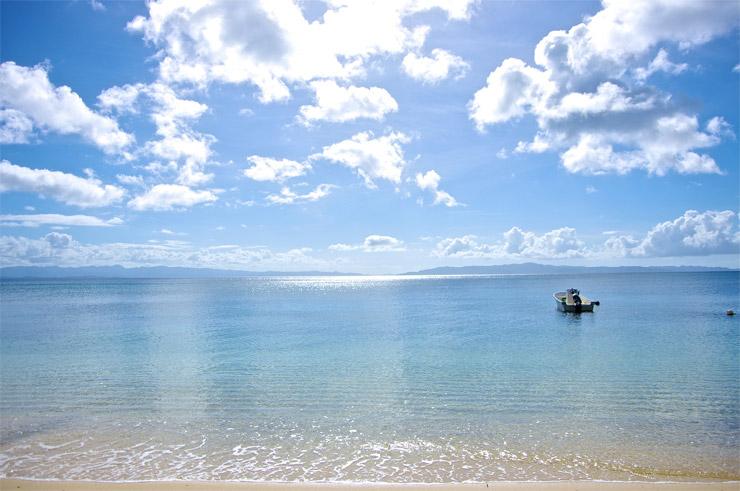 南国の楽園、タベウニ島でのマッタリとしたリゾート生活