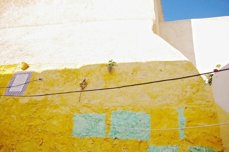 テトゥアン旧市街
