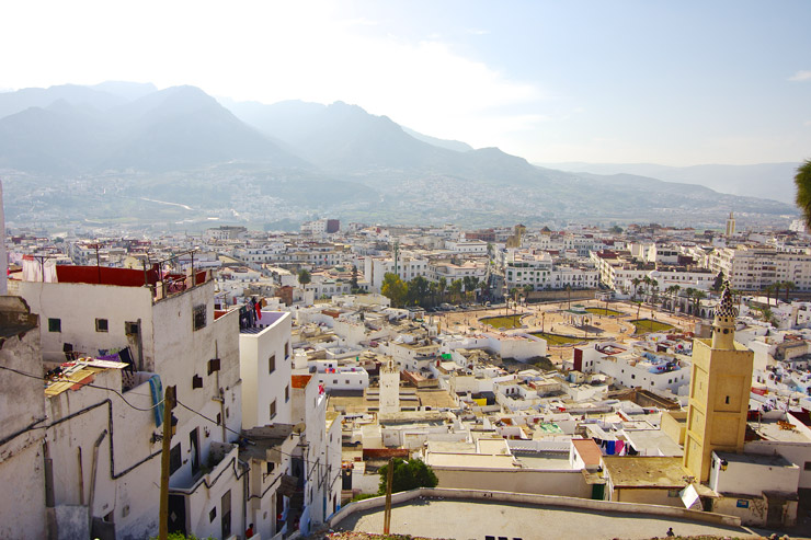 テトゥアン旧市街(旧名ティタウィン) | モロッコの世界遺産