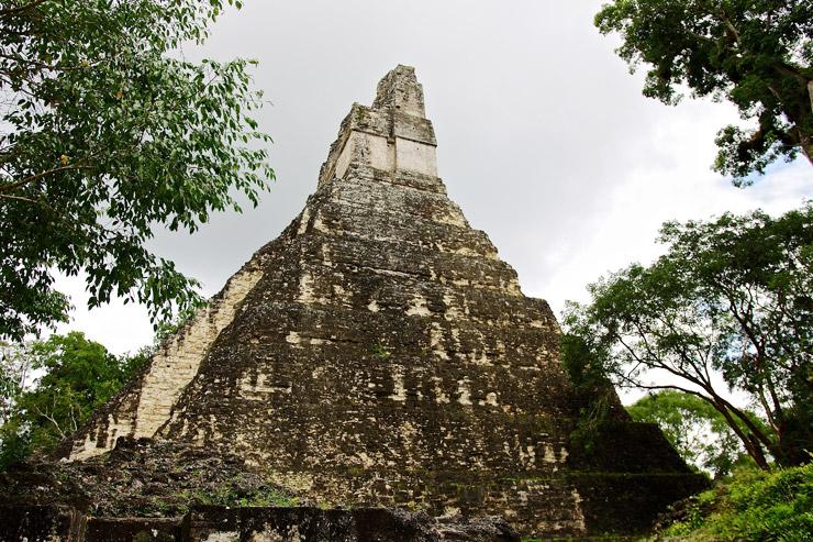 ティカル国立公園 | グアテマラの世界遺産