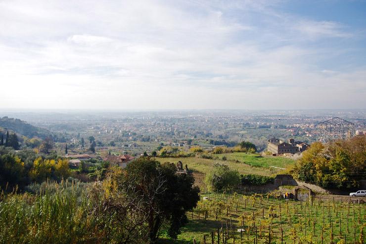 イタリアでもっとも美しい噴水庭園『ティヴォリのエステ家別荘』