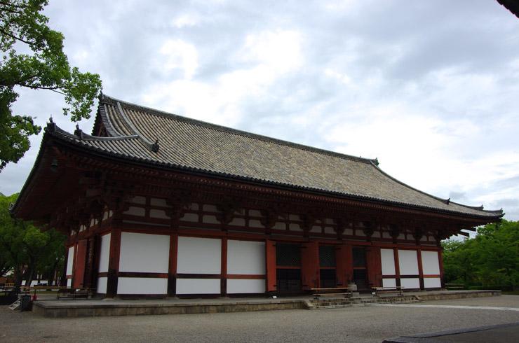 東寺の講堂