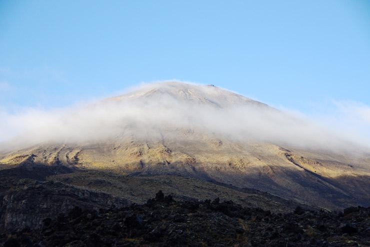 ナウルホエ山、ロード・オブ・ザ・リングで、最後に指輪を捨てに行くと言う滅びの山