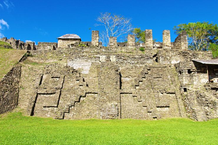 マヤ文明の模様
