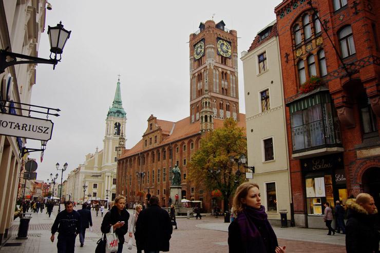 中世都市トルン(トルニ)| ポーランドの世界遺産