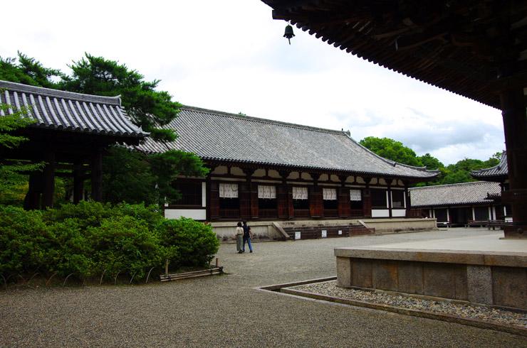 唐招提寺の講堂