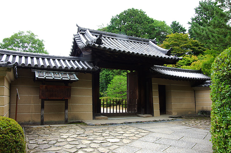 唐招提寺の御影堂