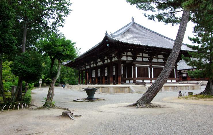 世界遺産 唐招提寺