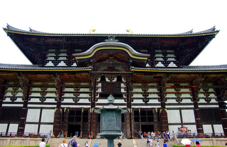 金剛堂・大仏殿