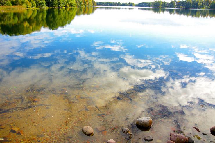 トラカイ湖