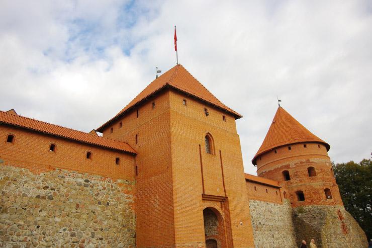 トラカイ城