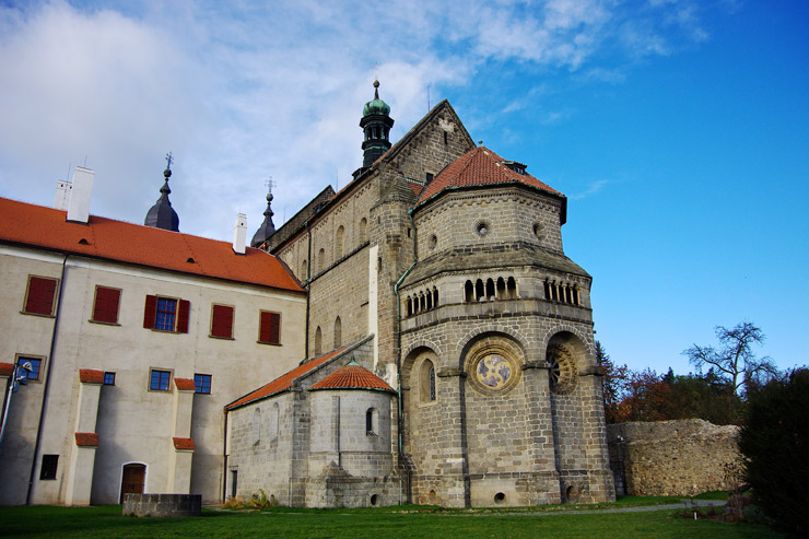 トシェビーチのユダヤ人街とプロコピウス聖堂 | チェコの世界遺産