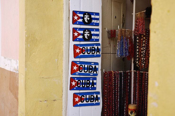キューバのお土産