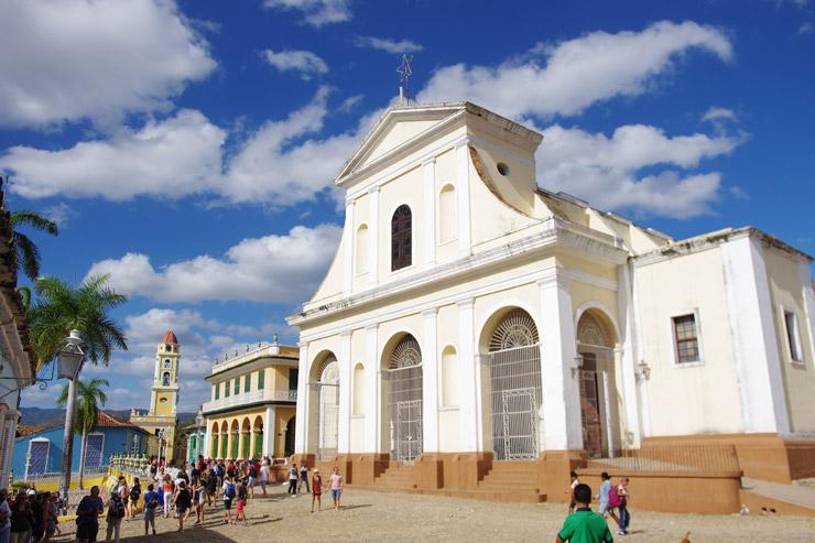 トリニダードとロス・インヘニオス渓谷 | キューバの世界遺産