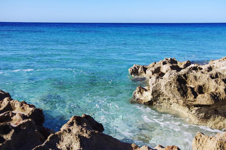 トリニダの美しすぎる海