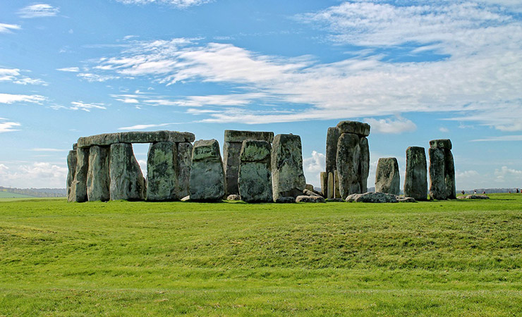 イギリスの世界遺産一覧