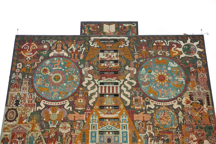 フアン・オゴルマンの中央図書館