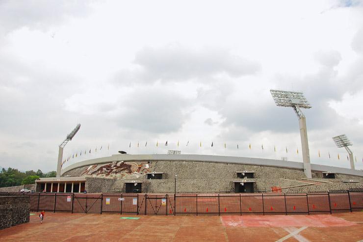 エスタディオ・オリンピコ・ウニベルシタリオ(オリンピック・スタジアム)