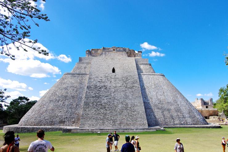 古代都市ウシュマル | メリダから日帰り出来る世界遺産