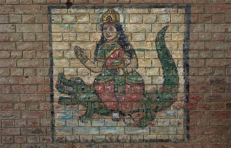 女神ナルマダ