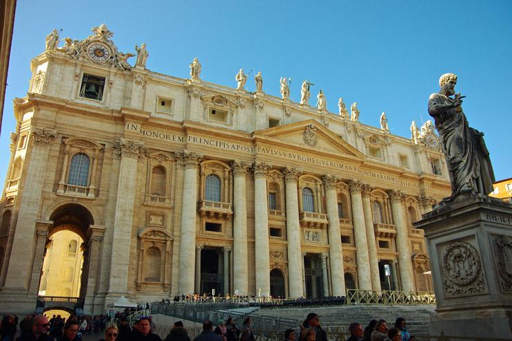 カトリックの総本山『バチカン市国』