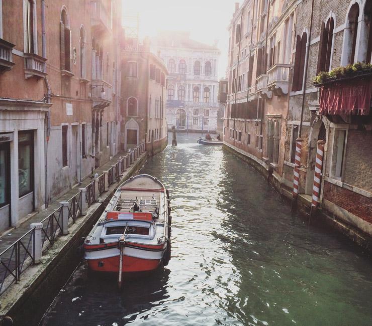 世界に三つしかない究極の世界文化遺産『ヴェネツィアとその潟』