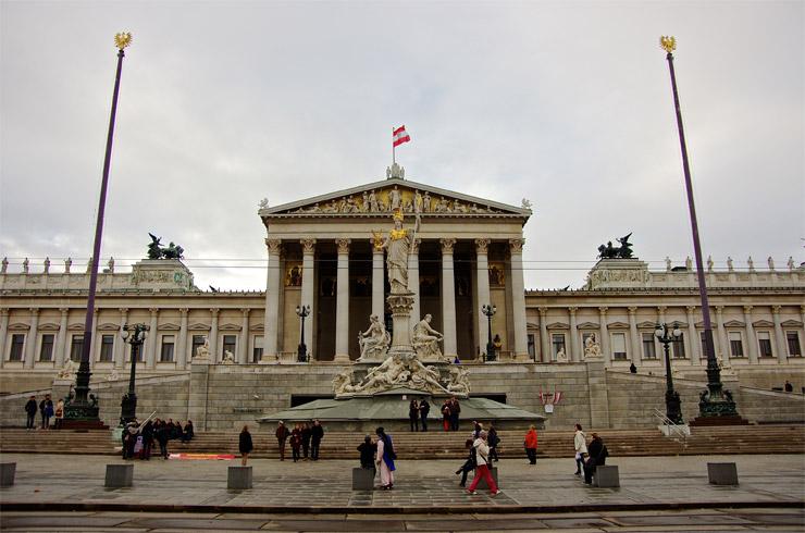ウィーンの裁判所
