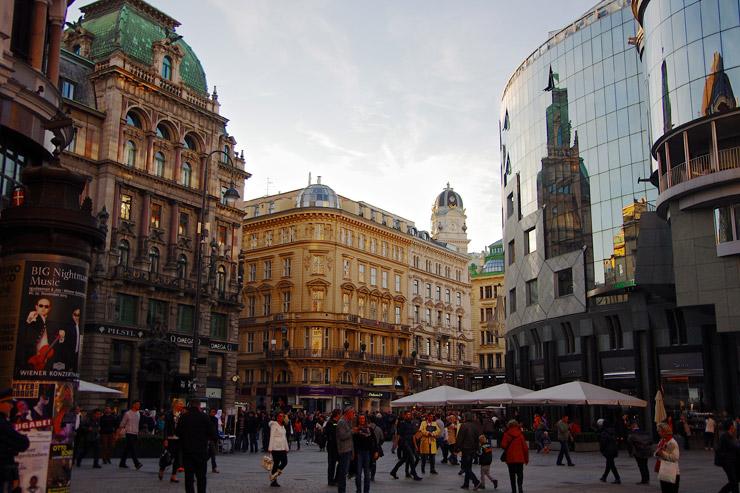 音楽の都ウィーン、3泊4日の旅