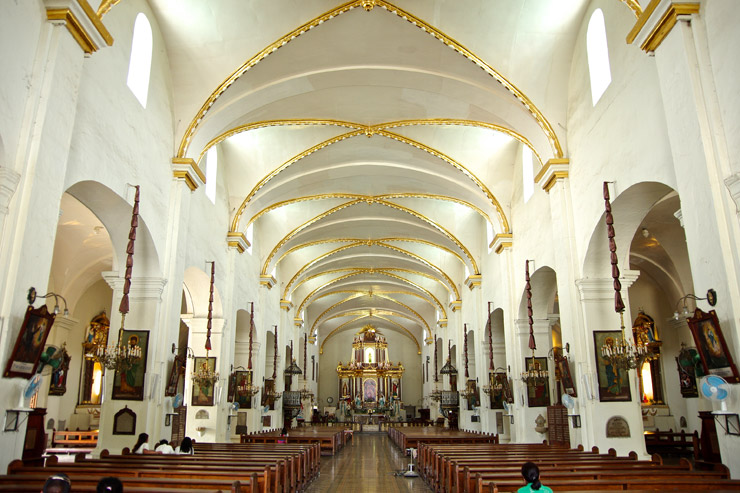 聖ポール大聖堂の内部