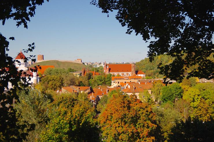 ヴィルニュスの歴史地区 | リトアニアの世界遺産