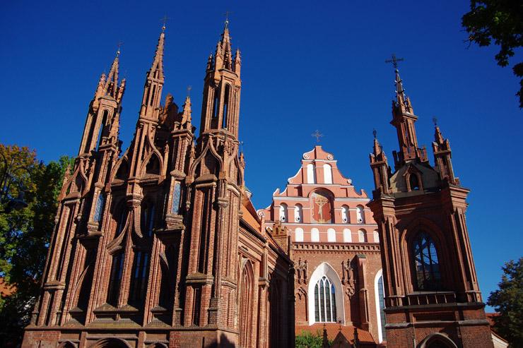 聖アンナ教会(St. Anne's Church)
