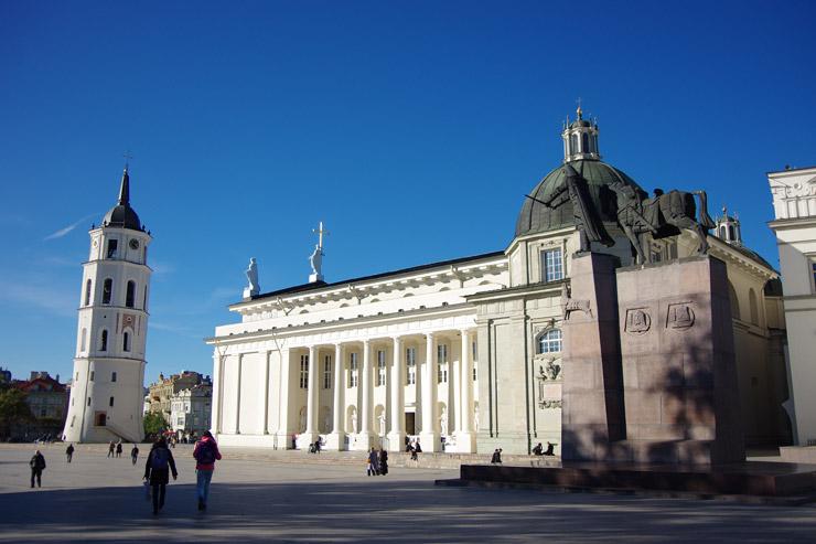 ヴィリニュス大聖堂(Vilnius Cathedral)