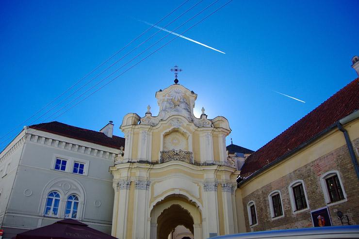 聖三位一体教会(Holy Trinity Church)