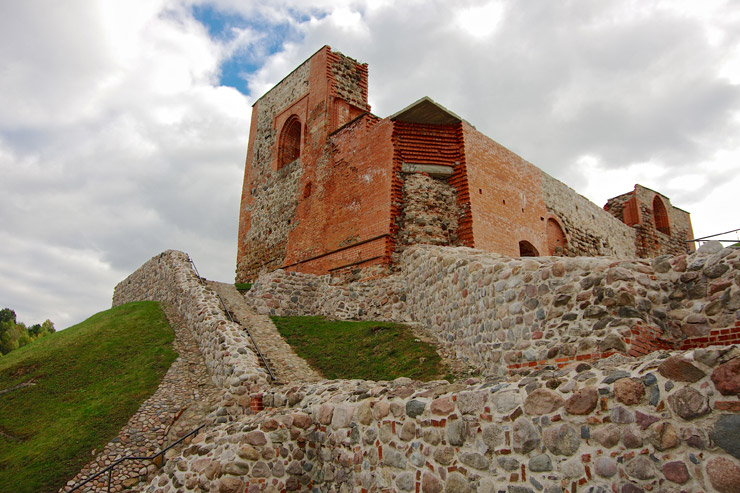 ゲディミナス塔(Gediminas' Tower)
