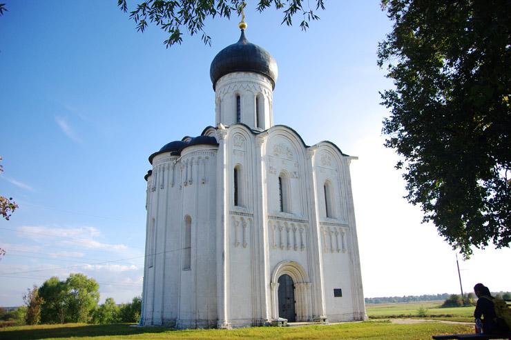 ポクロヴァ・ナ・ネルリ教会
