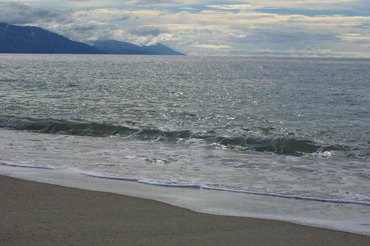 ホワイトビーチの写真
