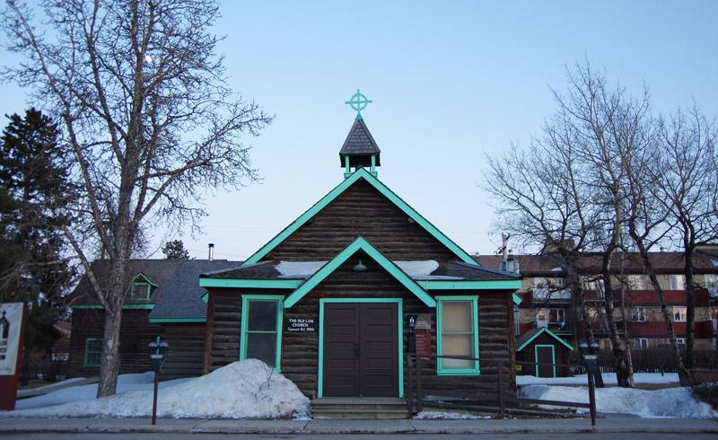 ホワイトホースの教会