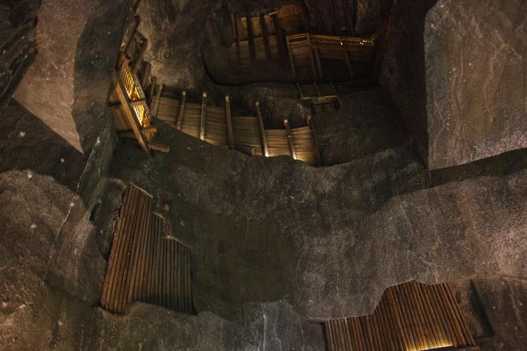 ヴィエリチカ・ボフニア王立岩塩坑