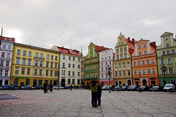 ヴロツワフ旧市街