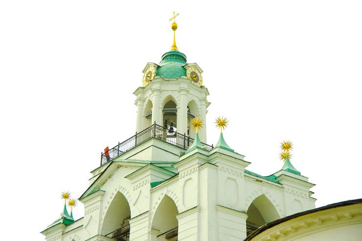 スパソ・プレオブラジェンスキー修道院