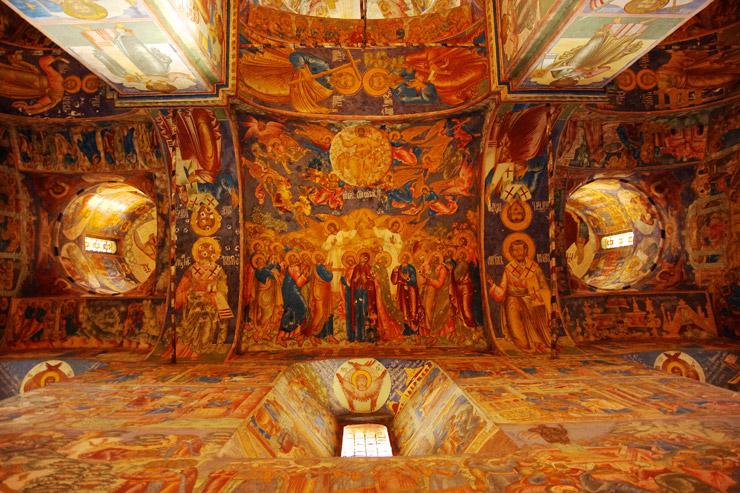 預言者イリヤ聖堂(イリヤ・プロローク聖堂)