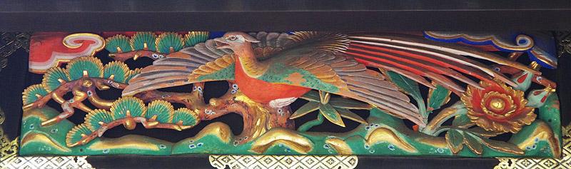 夜叉門の鳥