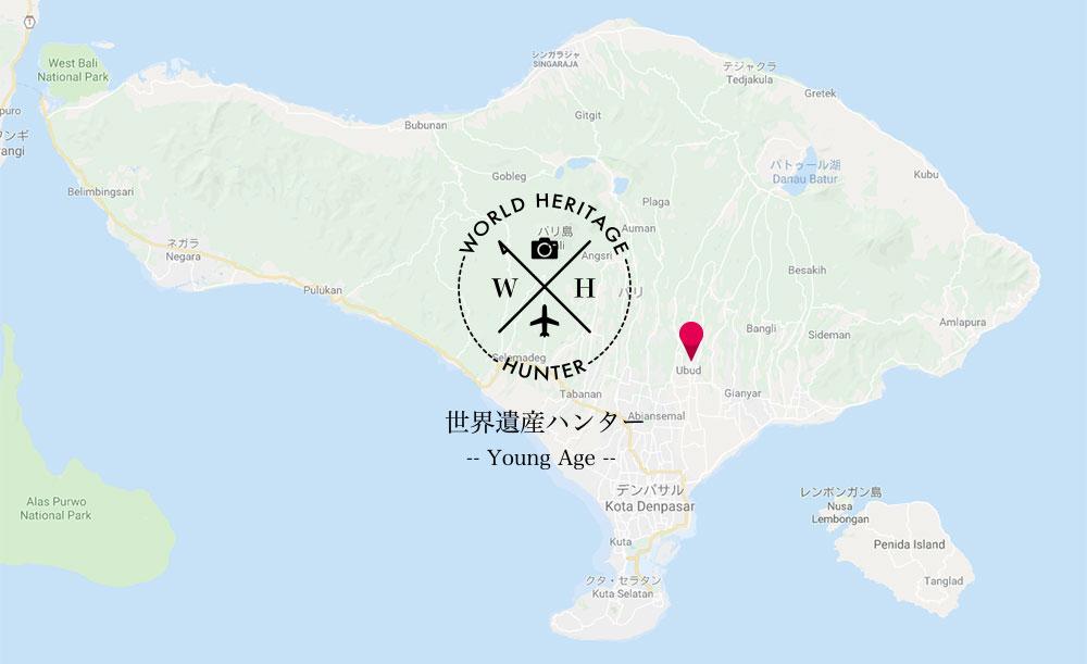 バリ島『ウブド』