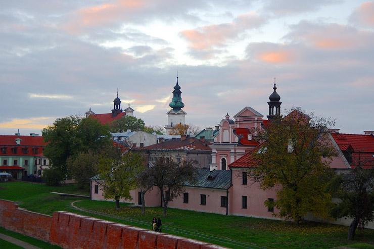 ザモシチ旧市街