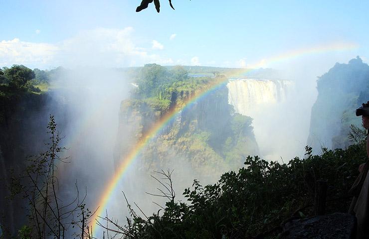 ジンバブエの世界遺産、一覧
